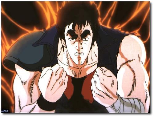 Ken il guerriero hokuto no diario segreto di cupido